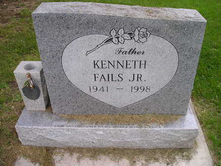FAILS, KENNETH JR - Bremer County, Iowa | KENNETH JR FAILS