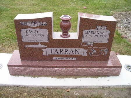FARRAN, DAVID L - Bremer County, Iowa | DAVID L FARRAN