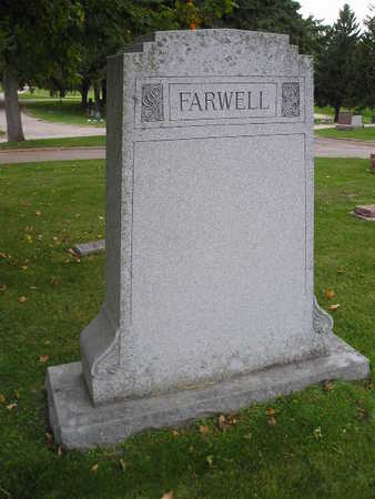 FARWELL, FAMILY - Bremer County, Iowa | FAMILY FARWELL