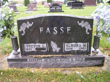 FASSE, VICTOR L - Bremer County, Iowa | VICTOR L FASSE