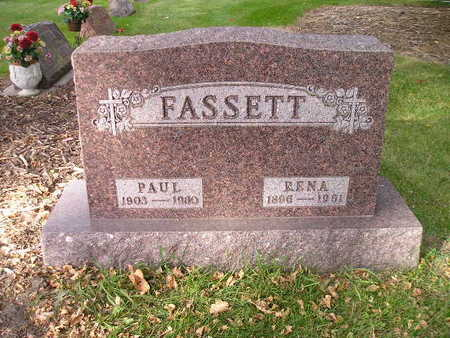 FASSETT, PAUL - Bremer County, Iowa | PAUL FASSETT