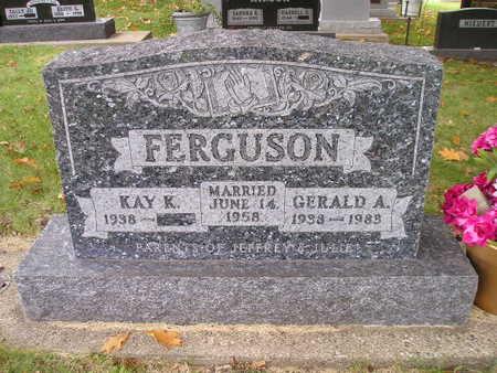FERGUSON, GERALD A - Bremer County, Iowa | GERALD A FERGUSON