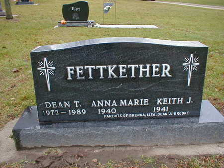 FETTKETHER, DEAN T - Bremer County, Iowa | DEAN T FETTKETHER