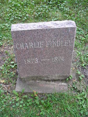 FINDLEY, CHARLIE - Bremer County, Iowa | CHARLIE FINDLEY