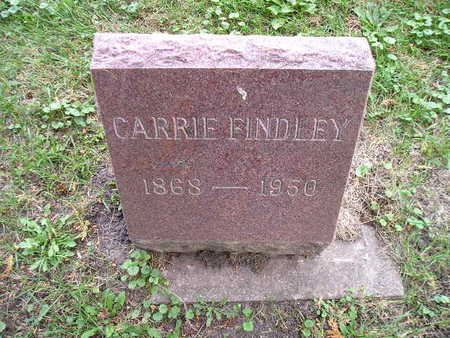 FINDLEY, CARRIE - Bremer County, Iowa | CARRIE FINDLEY