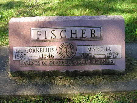 FISCHER, MARTHA - Bremer County, Iowa | MARTHA FISCHER