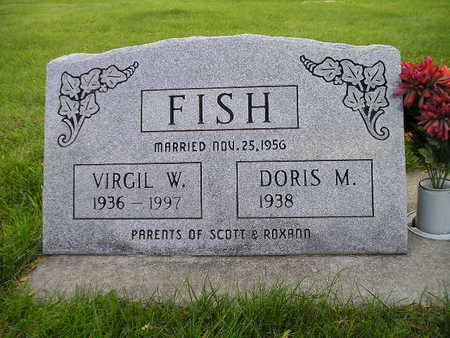 FISH, VIRGIL W - Bremer County, Iowa | VIRGIL W FISH