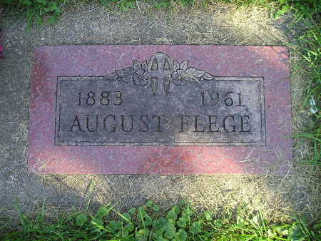FLEGE, AUGUST - Bremer County, Iowa | AUGUST FLEGE