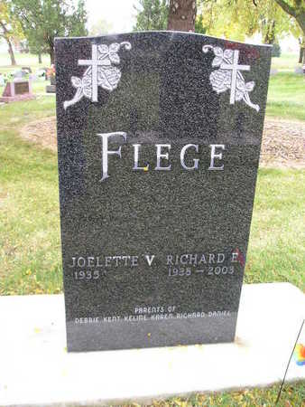 FLEGE, RICHARD E - Bremer County, Iowa | RICHARD E FLEGE
