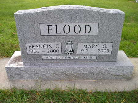 FLOOD, FRANCIS C - Bremer County, Iowa | FRANCIS C FLOOD
