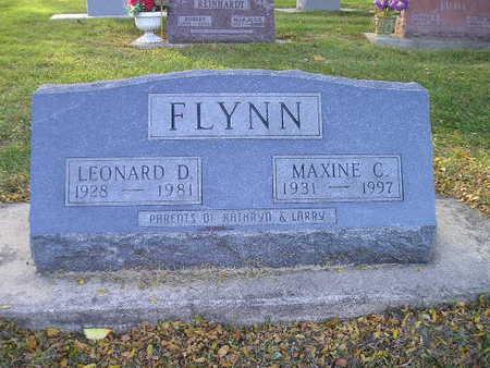 FLYNN, LEONARD D - Bremer County, Iowa | LEONARD D FLYNN