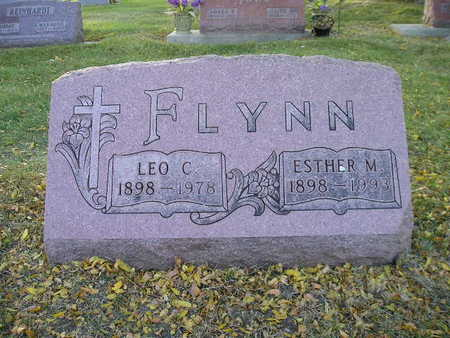 FLYNN, ESTHER M - Bremer County, Iowa | ESTHER M FLYNN