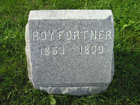 FORTNER, ROY - Bremer County, Iowa | ROY FORTNER
