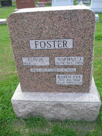 FOSTER, ELINOR - Bremer County, Iowa | ELINOR FOSTER