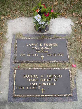 FRENCH, DONNA M - Bremer County, Iowa | DONNA M FRENCH