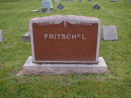 FRITSCHEL, FAMILY - Bremer County, Iowa | FAMILY FRITSCHEL