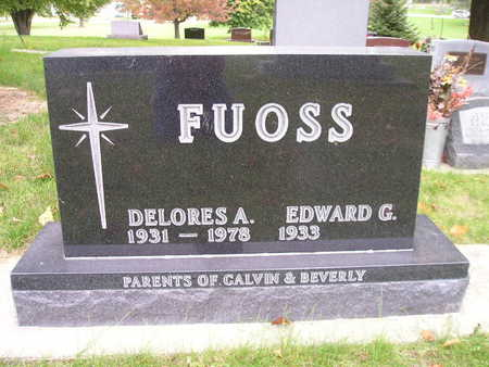 FUOSS, DELORES A - Bremer County, Iowa | DELORES A FUOSS