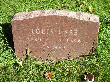 GABE, LOUIS - Bremer County, Iowa | LOUIS GABE