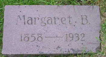 GAFFNEY, MARGARET B - Bremer County, Iowa | MARGARET B GAFFNEY