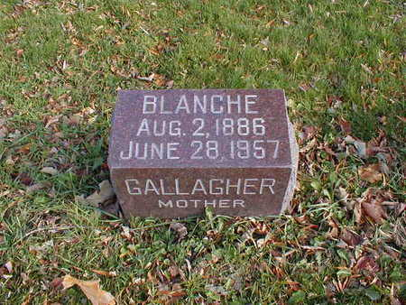 GALLAGHER, BLANCHE - Bremer County, Iowa | BLANCHE GALLAGHER