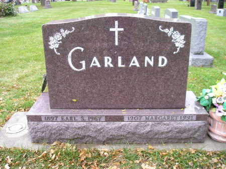 GARLAND, MARGARET - Bremer County, Iowa | MARGARET GARLAND