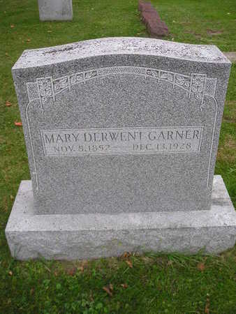 GARNER, MARY - Bremer County, Iowa | MARY GARNER