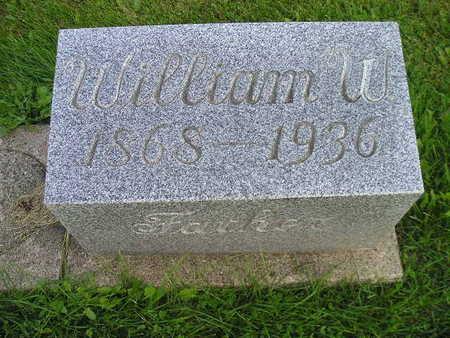 GETTS, WILLIAM W - Bremer County, Iowa | WILLIAM W GETTS