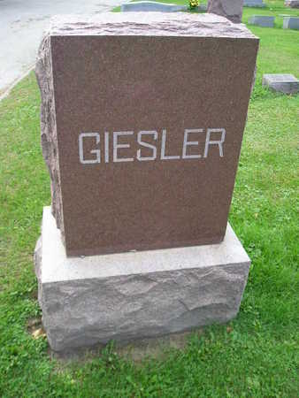 GIESLER, FAMILY - Bremer County, Iowa | FAMILY GIESLER