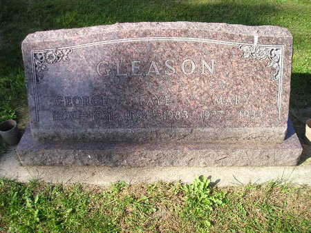 GLEASON, GEORGE - Bremer County, Iowa | GEORGE GLEASON