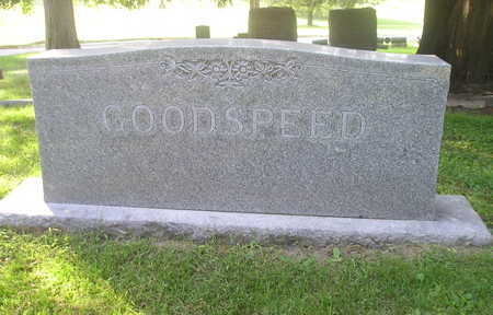 GOODSPEED, FAMILY HEADSTONE - Bremer County, Iowa | FAMILY HEADSTONE GOODSPEED