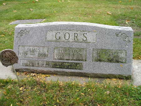 GORS, JAMES - Bremer County, Iowa | JAMES GORS