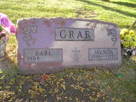GRAF, EARL - Bremer County, Iowa | EARL GRAF