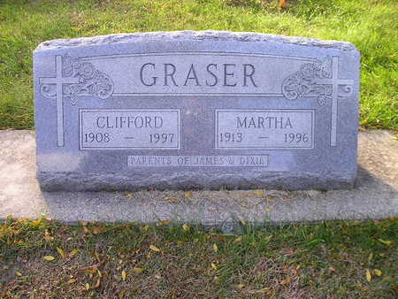 GRASER, MARTHA - Bremer County, Iowa | MARTHA GRASER