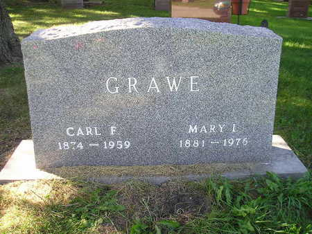 GRAWE, MARY L - Bremer County, Iowa | MARY L GRAWE