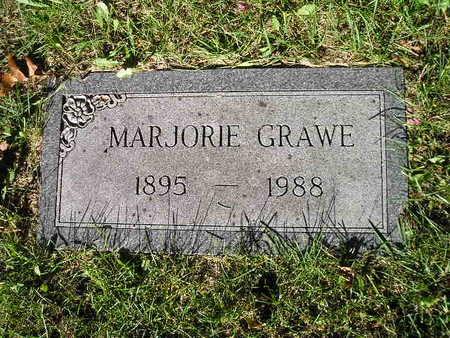 GRAWE, MARJORIE - Bremer County, Iowa | MARJORIE GRAWE