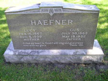 HAEFNER, GUS - Bremer County, Iowa | GUS HAEFNER