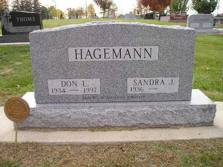 HAGEMANN, DON L - Bremer County, Iowa | DON L HAGEMANN