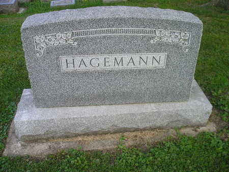 HAGEMANN, FAMILY - Bremer County, Iowa | FAMILY HAGEMANN