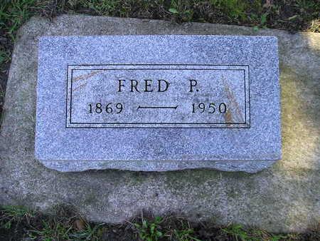 HAGEMANN, FRED P - Bremer County, Iowa | FRED P HAGEMANN