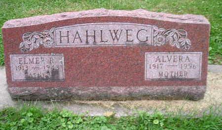 HAHLWEG, ELMER R - Bremer County, Iowa | ELMER R HAHLWEG