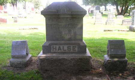 HALSE, JANE - Bremer County, Iowa | JANE HALSE