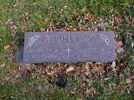 HAMILTON, JEANETTE M - Bremer County, Iowa | JEANETTE M HAMILTON