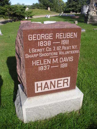 HANER, GEORGE R - Bremer County, Iowa | GEORGE R HANER