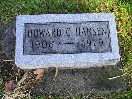 HANSEN, HOWARD C - Bremer County, Iowa | HOWARD C HANSEN