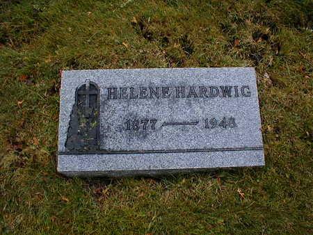 HARDWIG, HELENE - Bremer County, Iowa | HELENE HARDWIG