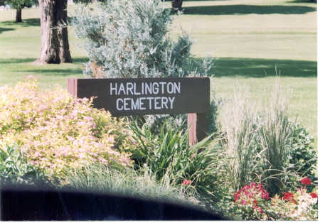 HARLINGTON, CEMETERY - Bremer County, Iowa | CEMETERY HARLINGTON