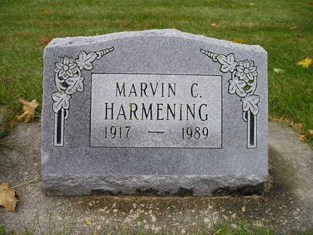HARMENING, MARVIN C - Bremer County, Iowa | MARVIN C HARMENING