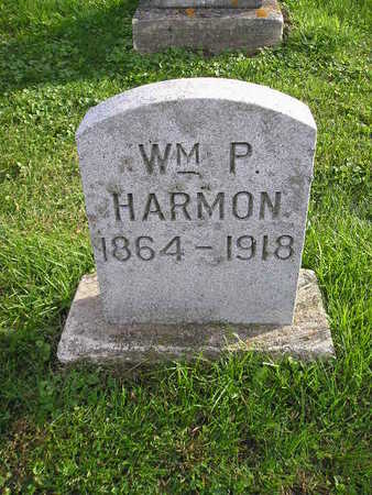 HARMON, WM P - Bremer County, Iowa | WM P HARMON