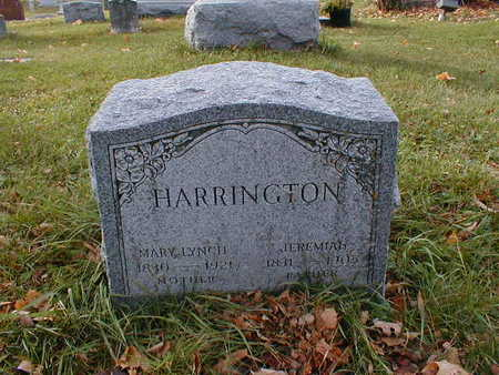 HARRINGTON, MARY - Bremer County, Iowa | MARY HARRINGTON