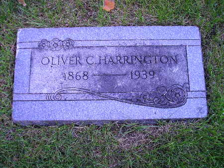 HARRINGTON, OLIVER C - Bremer County, Iowa | OLIVER C HARRINGTON